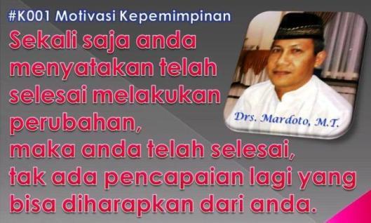 motivasi kepemimpinan k-001
